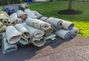 oud tapijt