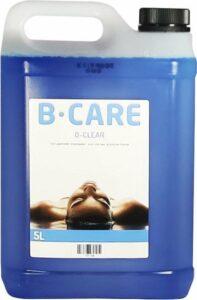B-Care - O-Clear - 5 liter Anti Alg - Zwembad - Onderhoudsmiddel - kristalhelder water - Anti alg - Zwembadwater - Bestrijd - Alg - Troebel