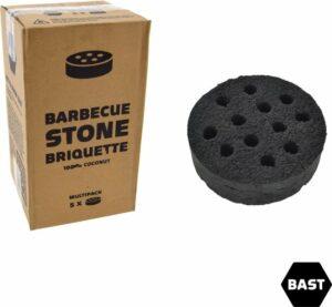 BAST Stone Multipack - 5 stuks - kokosbriketten - duurzaam