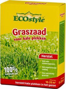 ECOstyle Graszaad-Extra - 250 g - doorzaaien kale plekken - voor 10 tot 15 m2