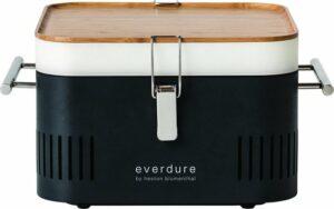 Everdure Cube Barbecue Houtskool - Met Opbergvak en Werkblad