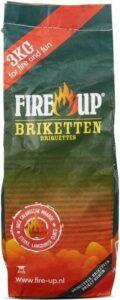 Fire-up Barbequeaccessoire Houtskool briketten