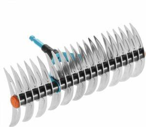 GARDENA Combisysteem Tweezijdig Verticuteerhark - Werkbreedte 35 cm