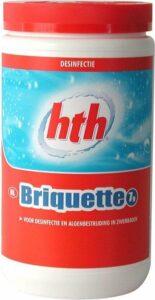 HTH chloortabletten 7 grams 1 kg