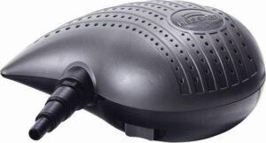 Heissner Vijverfilter- En Beeklooppomp 2200 Lu Grijs-zwart