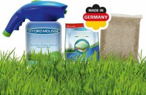 Hydro Mousse - Graszaad - extra stevig en zelfherstellend gazon - wegwerken van kale plekken - Wonder gazon graszaad - voor sportgazon en speelgazon
