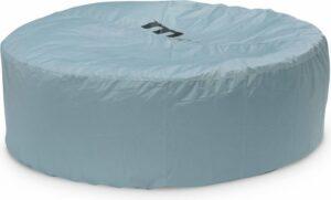 Integrale beschermhoes voor vierkante of ronde opblaasbare spa 6 personen MSPA - Ø 215x70cm