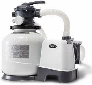 Intex 26648GS 2800 GPH Zandfilterpomp 220-240V 8000L