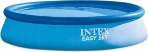 Intex Easy Set Rond 457CM x 122 CM hoog