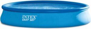Intex Easy zwembad set rond 457 x 84 cm 28156NP