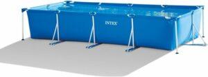 Intex Family Frame Zwembad 450x220x84cm - Opzetzwembad