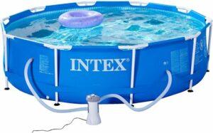 Intex - Metalen Frame Zwembad - 305x76cm - Opzetzwembad