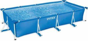 Intex Rechthoekig Frame Zwembad 220x150x60cm - Opzetzwembad