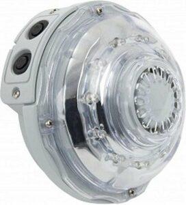 Intex Verlichting Hydro-elektrisch Voor Spa 16 Cm Zilver