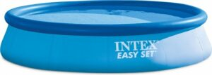 Intex Zwembad Easy set incl. filterpomp Ø396cm x 84cm hoog - Zwembad