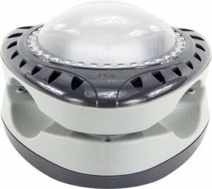 Intex Zwembadverlichting Led-wandlamp 230v 20 Cm Wit