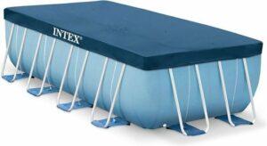 Intex afdekzeil - Prism Frame - 400 x 200 cm