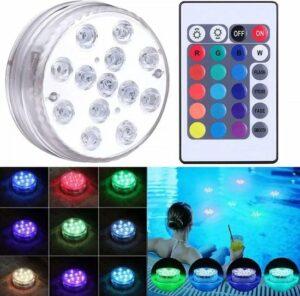 Led Zwembadverlichting - onderwaterverlichting - Led verlichting onderwater - Jacuzzi verlichting
