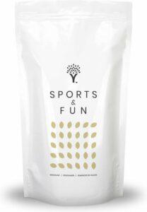 MOOWY - Graszaad voor Speelgazon & Sportgazon - Hoge Kwaliteit gras voor Sport & Speel - 100m² - 1,70kg
