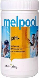 Melpool pH minus - PH min - poeder 1,5 kg