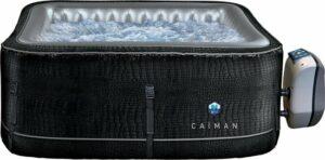 NetSpa Cayman- Opblaasbare Jacuzzi- 4 personen-168 x168 x70cm-massage - verwarming - filtratie