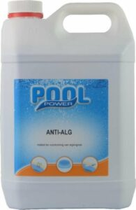 Pool Power Anti Alg 5L