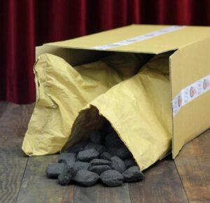 THM Houtskoolbriketten - Voordeelpak - 18kg