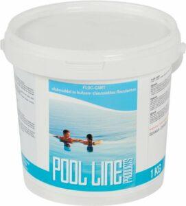 VLOKMIDDEL KOUSJES - vlokkingsmiddel voor zwembad