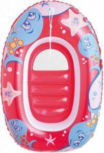Zwembad boot kinderen klein - opblaasbaar 102 x 69 cm