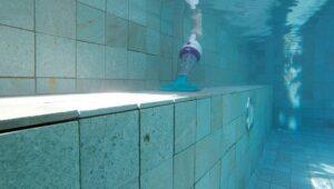 bodemreiniger zwembad elektrisch