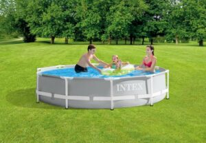 intex rond zwembad