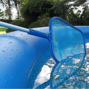 schepnet zwembad