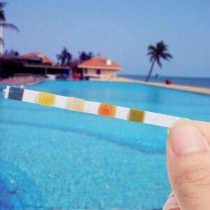 teststrips zwembad