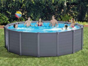 zwembad rond intex