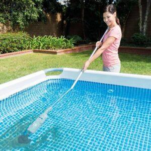 zwembad stofzuiger