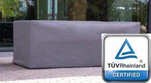 ATLANTIS - Weersbestendige Beschermhoes Loungeset - Tuinset - 200 x 150 x 75 cm - Premium - Waterproof - TÜV Rheinland Gecertificeerd