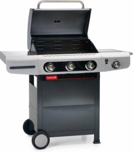 Barbecook Siesta 310 Gasbarbecue - 3 Branders + Zijbrander