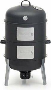 Barbecook XL Rookoven - Zwart - inclusief Aromapack