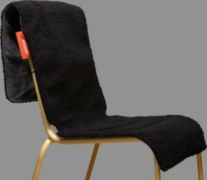 Big Hug XL Warmtedeken Woolly Black
