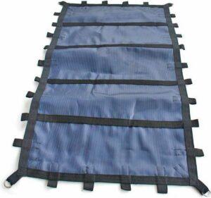 Blue poolcovers Winterzeil Ultralight, waterdoorlatend