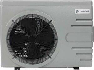 Comfortpool Inverter warmtepomp
