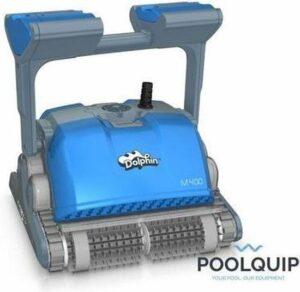 Dolphin M400 PRO - zwembadrobot - zwembadstofzuiger - 3 jaar garantie