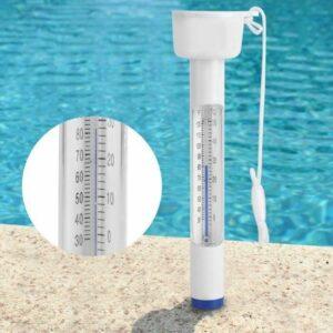 Drijvende Staaf Thermometer voor zwembad of vijver