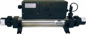 Elecro analoge vijververwarming Koi Pond Heater 2 kW