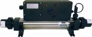 Elecro analoge vijververwarming Koi Pond Heater 3 kW