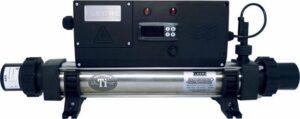 Elecro vijververwarming Titanium 8 kW