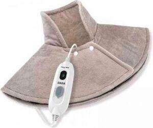 Elektrisch DAGA thermisch warmte - hitte kussen voor nek en rug - verwarmingskussen