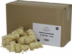 House of Charcoal Houtwol Aanmaakkrullen 130 stuks 1,5kg FSC®