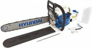Hyundai Benzine Kettingzaag inclusief beschermhoes - 54cc - 51cm zaaglengte