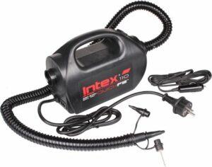 Intex 68609 - QuickFill® elektrische luchtpomp - 12V & 220V